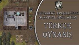 Kasabayı Kamufle Ettik Judgment Apocalypse Survival Simulation Bölüm 2