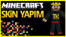 Minecraft Skin Yapımı - Nasıl Yapılır - Oyun Portal Yeni Minecraft Skini