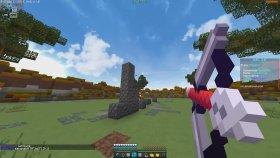 Setim Olmadan Hackera Karşı Savaştım ( türkçe Minecraft Build UHC Videoları )