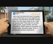 Auto Glass Portland Outstanding Five Star Review by Val M
