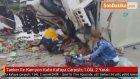 Tanker ile Kamyon Kafa Kafaya Çarpıştı : 1 Ölü , 2 Yaralı
