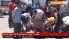 Mersin'de Trafik Kazası : 1'i Ağır 3 Yaralı