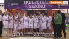 Türkiye Kadınlar Basketbol - Kırçiçeği Bodrum Basketbol : 74 - Çankaya Üniversitesi : 55