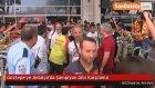 Göztepe'ye Antalya'da Şampiyon Gibi Karşılama