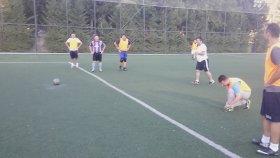 Her pazartesi halısaha maçları bizim için bir kültür bir tutkudur Düzenli Spor Bir Yaşam Kültürüdür