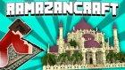 CAMİ YAPTIM ! - RAMAZANCRAFT #8