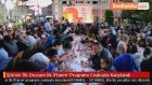 Şile'de 'İlk Orucum İlk İftarım' Programı Coşkuyla Karşılandı