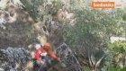 Kayalıklarda Mahsur Kalan 5 Keçi , 6 Saatlik Çalışma Sonunda Böyle Kurtarıldı