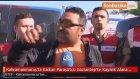 Kahramanmaraş'ta Kalkan Paraşütçü Gaziantep'te Kayalık Alana Düştü