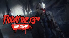 JASON GELİYOR ! ( Friday The 13th : The Game )
