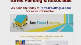 Torres Painting And Associates İn Hendersonville Tn