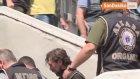 Gözaltına Alınan Tanju Çolak , Kelepçelerle Adliyeye Sevk Edildi