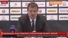 Galatasaray , Ergin Ataman'ın Yerine Erman Kunter'i Getirdi