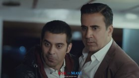 Ali ve Cemal Denizde Kayboluyor ! - Aşk ve Mavi 32.Bölüm ( 16 Haziran Cuma )