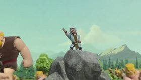 Clash Of Clans : Movie Animation ! ( 2016 Special )