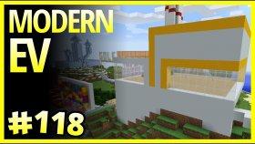 Yeni Modern Ev ve Detaylar - Minecraft Türkçe Survival - Bölüm 118