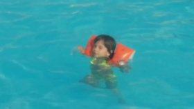 Aquaparkta Eğleniyorum - Eğlenceli Çocuk Videosu - in the Swimming Pool - Funny Kids Videos