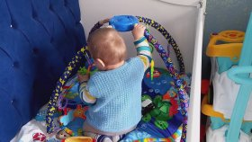 Sabah Herkes Uyurken Kalktım Oyun Oynadım - Eğlenceli İkiz Bebek ve Oyun Videoları
