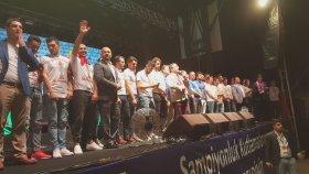 Vatan Şaşmaz'ın Sunumuyla Demet Akalın Geliyor Silivrispor Şampiyonluk Kutlaması