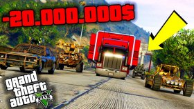 20.000.000 $ Bütün Yeni Savaş Arabaları ! ! ( Gta 5 Dlc )