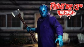 YENİ JASON HUZURLARINIZDA ! | FRIDAY 13th THE GAME