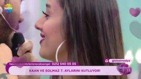 Solmaz ve Kaan İkilisinin Seda Sayan ile Eğlenceli Anları ! ( Evleneceksen Gel 22 Haziran 2017 )
