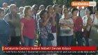 Antalya'da Çadırsız 'Adalet Nöbeti' Devam Ediyor
