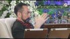 Adnan Oktar'a Soruldu : Yaptığınız Esprileri Önceden Mi Hazırlıyorsunuz ? - A9 Tv