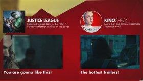 Justıce League Trailer 2 ( 2017 )