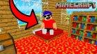 YER ALEVLİ CHALLENGE ! - Minecraft FLOOR IS LAVA CHALLENGE