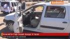 Siverek'te Taşlı Sopalı Kavga : 5 Yaralı