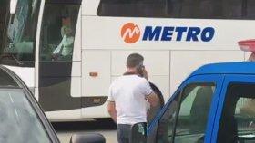 Otobüste Mastürbasyon Yapan Şoför