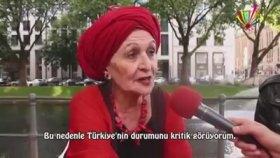 Almanya Sokak Röportajı '' Almanlar Türkiye'yi Kıskanıyor Mu ? ''