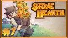 Kale Surları ve Goblinlerle Savaş Hazırlığı - Survival , Macera , Koloni - Stone Hearth Türkçe - #7