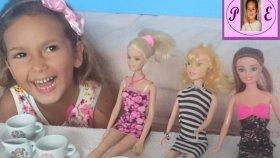Elif , cindy ve tricy barbie yi ziyarete gidiyorlar.Barbienin kardeşi onlara rahat vermiyor