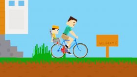 HAPPY WHEELS'DA MİNECRAFT ( Happy Wheels )