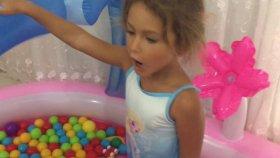 Hello kitty havuz tamirat oyunu elif tamirci oldu , eğlenceli çocuk videosu