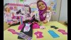 Maşa elif barbie tasarım stüdyosunda yeni tasarımlar yapıyor , eğlenceli çocuk videosu