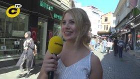 Sarışın Mı Esmer Mi - Röportaj