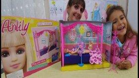 Anlily yatak odası oyuncak kutusu açtık , eğlenceli çocuk videosu