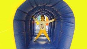 Zıp zıp park eğlencemiz devam ediyor