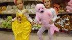 Deepo toys kids oyuncak market alışverişimiz çok güzel şeyler aldık , eğlenceli çocuk videosu