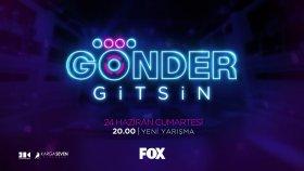 Gönder Gitsin 24 Haziran Cumartesi 20.00'de başlıyor !
