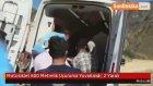 Motosiklet 600 Metrelik Uçuruma Yuvarlandı : 2 Yaralı