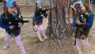 Anadolu park laser tabancası ile savaş , Trambolin zıp zıp park