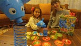 Zıp zıp safari elefun , toys unboxing