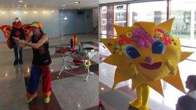 Antalya Güneş çocukları Dans ve Yetenek yarışması , Dans show hazırlık , eğlenceli çocuk videosu