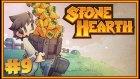 AtariKafa ile Refah ve Huzura Doğru - Survival , Macera , Koloni - Stone Hearth Türkçe - #9