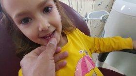 ELİF DİŞÇİDE , Dişlerini çektireceğiz diye şakaladık , eğlenceli çocuk videosu