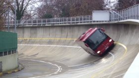 Mercedes - Benz Yolcu Otobüsünün Testi